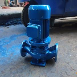 供应管道泵 立式管道泵 暖气管道泵 热水管道泵