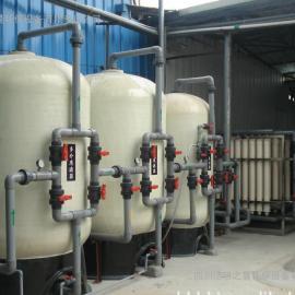 水处理成套设备\洁明多阀系统软化水设备