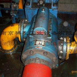 高压冲洗泵3GR100×2W21铜质三螺杆泵