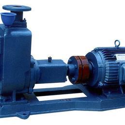 供��50ZW20-35自吸�o阻塞排污泵 ZW防爆自吸泵
