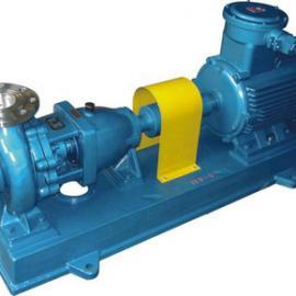 供应IH50-32-160单级单吸防腐蚀离心泵 耐腐蚀化工泵