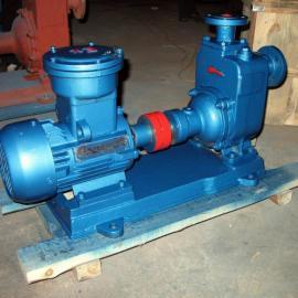 ZWB防爆式自吸排污泵,�P式自吸泵