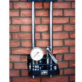 sl80型普通油压防震表式砌体原位压力机(原位轴压仪)