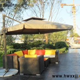 时尚庭院遮阳伞、花园大遮阳伞厂家