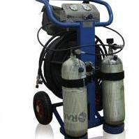 美国华瑞 RK-2000-T9 正压式长管压缩空气呼吸器