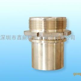 DIN2817/EN14420-5外螺�y槽罐�管尾�~接�^