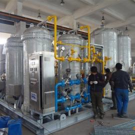 铜粉烧结氨分解炉、铜粉氨分解制氢、氨分解纯化维修
