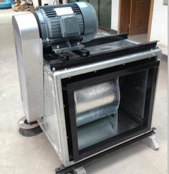 CDT系列低噪声柜式离心风机
