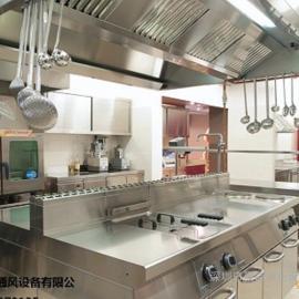 聚能*大型厨房抽风油烟净化装置除烟管道项目