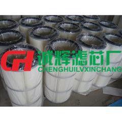进口聚酯纤维无纺布除尘滤筒 除尘滤芯3566