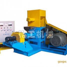 70型饲料膨化机、大中小型piao浮鱼饲料膨化机、颗粒饲料机