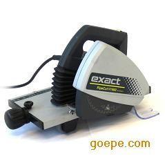 塑料管daoqie管机,EXACT V1000通风管daoqie管机