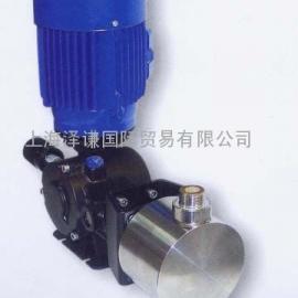 柱塞计量泵
