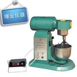 水泥净浆jiao拌机