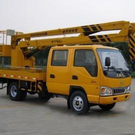 江淮高空作业车(举升高度12-16米)