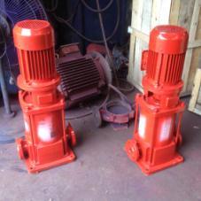 XBD-L型立式消防泵  多�立式��淋泵  消防循�h泵
