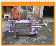 400手动板框式纸板精滤机鑫华轻工牌304材质