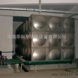 屯昌不锈钢球形水箱