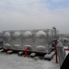 陵水不锈钢球形水箱