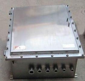 304不锈钢防爆箱生产厂家