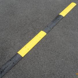 小型减速标线带 橡胶挡水带 减速带