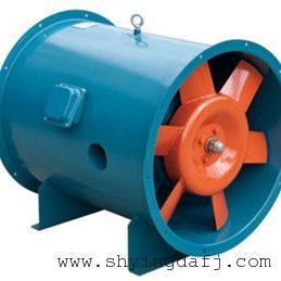 HTF-II双速轴流式消防排烟风机