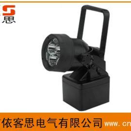 LED便携式多功能防爆强光灯BW6610A可采用台面放置