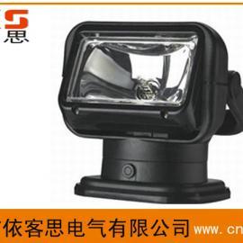 厂家直销YT5180智能遥控车载探照灯 HID搜索灯