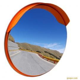 供应高档道路转角镜不锈钢道路反光镜