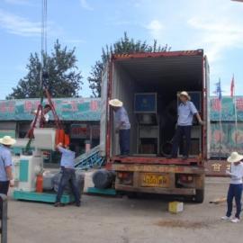 STHF-生物燃料颗�;�价格/生物质平模木屑颗�;�生产设备