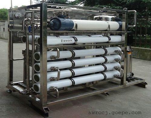 每天120吨船用海水淡化设备