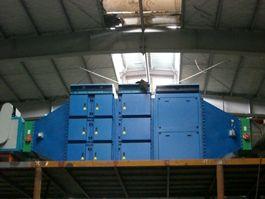 工业油雾净化器、冶金业油雾净化器、大型油雾净化器