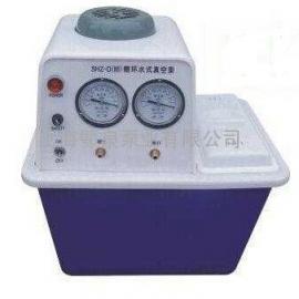 双表双抽头循环水式多用真空泵