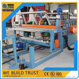 五洲PVC发泡板生产线