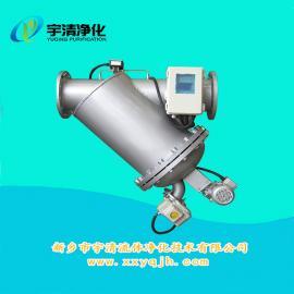 DN400流量1250立方碳�直通式自清洗�^�V器PLC控制技�g���