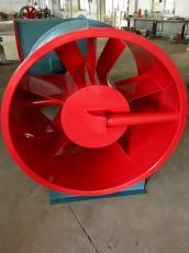 上虞一能HTF(A)-1型 3C认证消防风机 耐高温排烟轴流风机