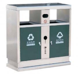 市政垃圾桶-户外果皮箱-金属垃圾桶