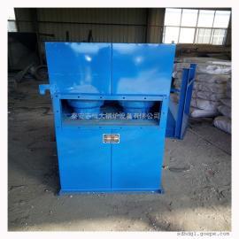 小型旋风多管除尘器 运行管理简单 30000风量多管除尘器