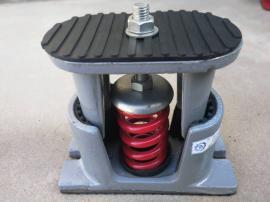 日通弹簧减震器销售ZTE型阻尼弹簧减震器