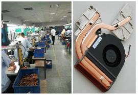 铜管热压成型机-散热器铜管热压压扁机-四柱jingmi热压液压机