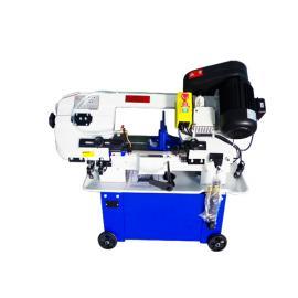 UE-712A威全卧式锯床 小型金属半自动带锯床 全国联保
