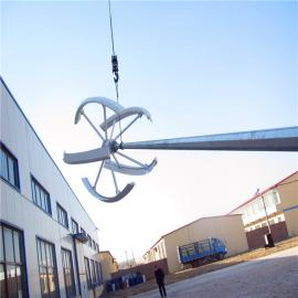 垂直轴风力发电机景观照明风力发电系统