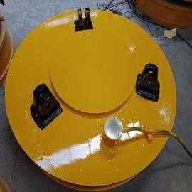 澳尔新生产φ90强磁吸力电磁吸盘 q强磁电磁铁