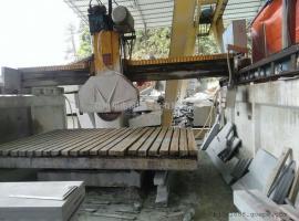 红外线桥式中切机主要应用于大理石,花岗岩,等石材石料切割