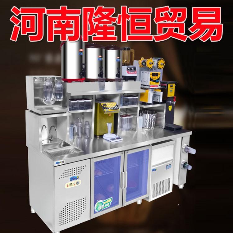 奶茶店的基本设备,学习奶茶技术和买设备,奶茶所需设备