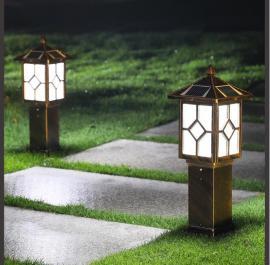 大昌太阳能灯草坪灯-家用草坪灯-可制定