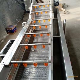 科悦气泡清洗机 果蔬清洗机 蔬菜清洗机 不锈钢清洗机械设备3000-600