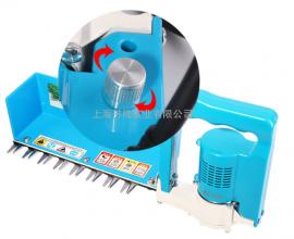 藤原4CD-30A电动采茶机单人小型充电式便携摘茶叶机器