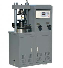 SYE-300电液式压力试验机