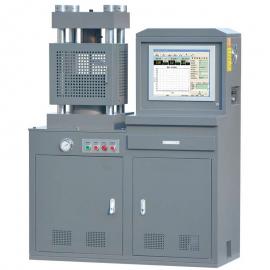 HYE-1000B电液伺服压力试验机